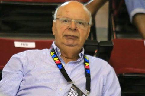 """Βασιλακόπουλος: """"Μνημείο αλαζονείας η ανακοίνωση της Euroleague"""""""