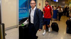 """Ολυμπιακός: Το """"ευχαριστώ"""" του Γαβαλά στην ΑΕΚ"""