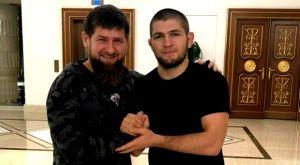Φιλική φωτογραφία του Nurmagomedov με τον Kadyrov έφερε αντιδράσεις