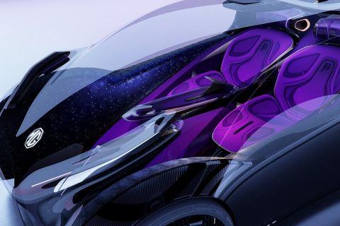 Το MG MAZE είναι ακόμα ένα όραμα για τη μελλοντική αστική κινητικότητα