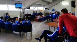 Ελληνες και Ισπανοί παίκτες του Αστέρα βλέπουν το Τσιτσιπάς – Ναδάλ