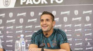 """Τάντιτς: """"Μίλησα με τον Πρίγιοβιτς, καλή ομάδα ο ΠΑΟΚ"""""""