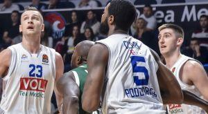 Η Μπουντούτσνοστ διέλυσε το ρεκόρ στην ιστορία της EuroLeague