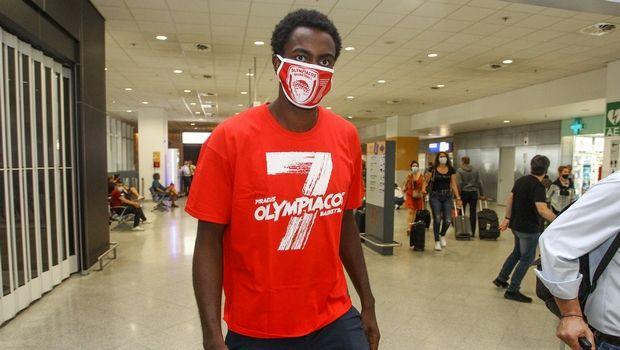 Ολυμπιακός: Στην Αθήνα ο Ζαν Σαρλ