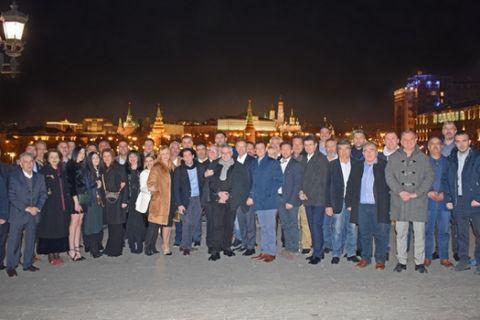 Πήγαν Μόσχα οι Έλληνες αντιπρόσωποι