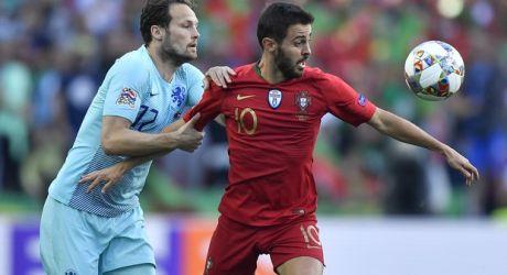 Πορτογαλία – Ολλανδία 1-0: Ο Γκέδες χάρισε το Nations League στους Ιβηρες (photos+videos)
