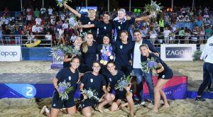 Μεσογειακοί Παράκτιοι Αγώνες: Ελληνική κυριαρχία στο beach handball