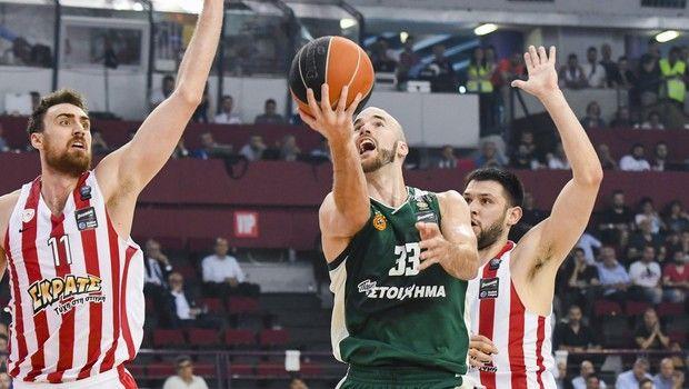 EuroLeague: Το κοινό ψήφισε Καλάθη και Μιλουτίνοβ στην κορυφαία πεντάδα της σεζόν