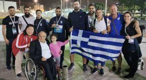 Παγκόσμιο πρωτάθλημα στίβου ΑμεΑ: Τρία μετάλλια για τους Έλληνες πρωταθλητές