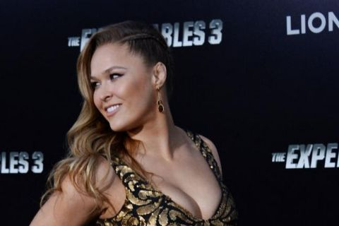 Με Ronda Rousey το UFC στη Νέα Υόρκη!