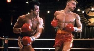 O Rocky θυμάται τα επικά σπάρινγκ με τον Drago και τον Creed