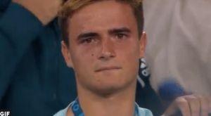 Τσιτσιπάς – Φέντερερ: Τα δάκρυα του αδερφού του Στέφανου μετά τη μεγάλη νίκη