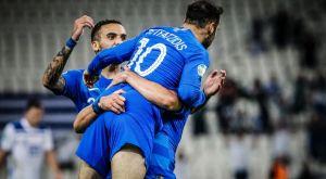 Ελλάδα – Βοσνία: Το γκολ της νίκης για την Εθνική