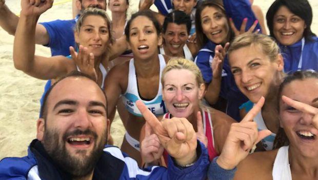 Πρωταθλήτρια κόσμου η Εθνική μπιτς χάντμπολ γυναικών!