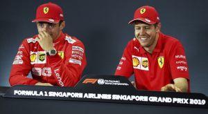 F1: Η Ferrari έδωσε στον Φέτελ το συμβόλαιο του Λεκλέρ και εκείνος αρνήθηκε