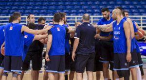 Εθνική ομάδα: Άρχισε προετοιμασία για τα ματς με Γερμανία και Σερβία