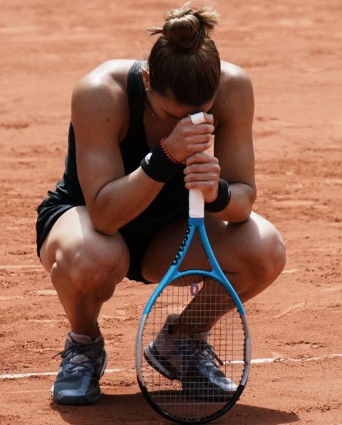 Σάκκαρη - Σβιόντεκ 2-0: Η Μαρία της Ελλάδας εκθρόνισε τη βασίλισσα και πέρασε στα ημιτελικά του Roland Garros