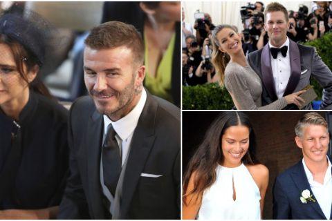 Ποιοι Beckhams; Ώρα να γνωρίσεις και αυτά τα σέξι ζευγάρια