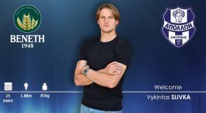 Απόλλων Σμύρνης: Ανακοίνωσε τον Σλίβκα