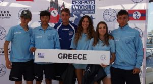 Πρώτες παγκόσμιο πρωτάθλημα Κ17 οι Σπανάκη – Παπαδοπούλου