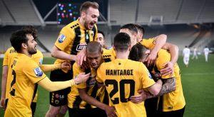 ΑΕΚ – Ατρόμητος 3-0: Με πειστική εμφάνιση στα ημιτελικά του Κυπέλλου