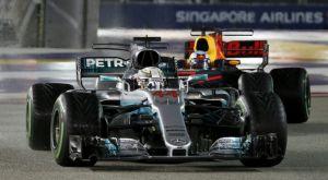 GP Σιγκαπούρης: Επιβίωσε του χάους ο Hamilton!