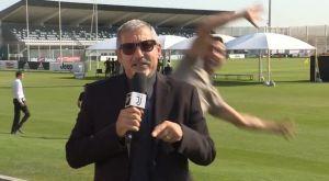 Video bomb: O Ρονάλντο κάνει πλάκα σε live μετάδοση