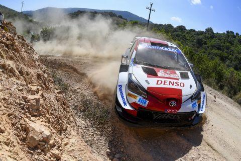 Ο Ροβανπέρα στο WRC
