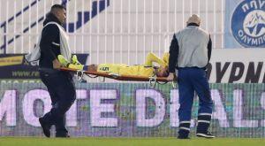 Αστέρας Τρίπολης: Δίπλα στον Καπίγια μετά τον σοβαρό τραυματισμό του