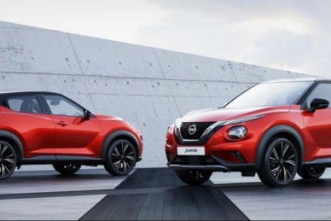 Προπαραγγελίες για το νέο Nissan JUKE, από 17.900€