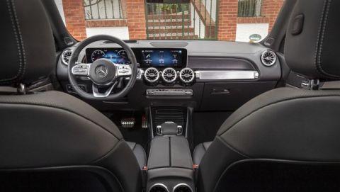 """Mercedes GLB:Tο πρώτο επταθέσιο """"αστέρι"""""""