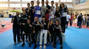 Τάε κβον ντο: Ο ΑΓΣ Βύρωνας πρωταθλητής στο πανελλήνιο πρωτάθλημα