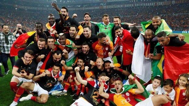 Γαλατάσαραϊ - Μπασακσεχίρ 2-1: Πρωταθλητής και στην Τουρκία ο Μήτρογλου