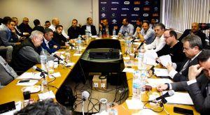 LIVE: Η σύσκεψη του ΕΣΑΚΕ