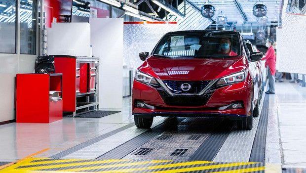 500.000 Nissan LEAF στους δρόμους