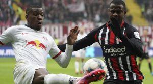 Bundesliga: Χαστούκι για την πρωτοπόρο Λειψία στην Φρανκφούρτη