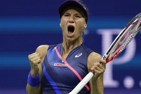 Η Βικτόρια Γκόλουμπιτς είναι η πρώτη αντίπαλος της Μαρίας Σάκκαρη στο Indian Wells