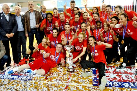 Κυπελλούχος Ελλάδας ο Ολυμπιακός!