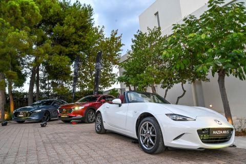 Τα νέα μοντέλα της Mazda
