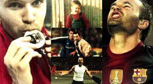 29/10/2002: Η πρώτη ποδοσφαιρική παράσταση του Ινιέστα