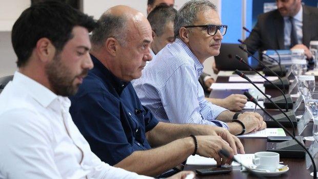 Super League: Στο Δ.Σ. για την αναδιάρθρωση συμμετέχουν Αλαφούζος και Μπέος