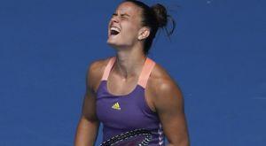Australian Open: Πάλεψε αλλά λύγισε η Σάκκαρη