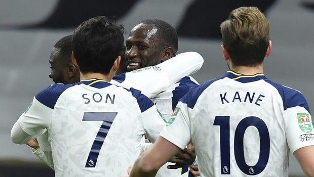 Τότεναμ - Μπρέντφορντ 2-0: Στον τελικό του Λιγκ Καπ οι σπερς