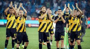 ΑΕΚ: Οι παίκτες αποθέωσαν τον Κωστένογλου μετά την ομιλία στ' αποδυτήρια