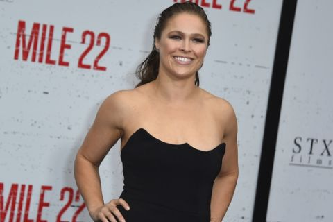UFC: Πώς η Ronda Rousey άλλαξε την μοίρα των γυναικών στα μαχητικά αθλήματα