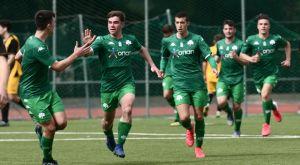 Κ17 ΑΕΚ – Παναθηναϊκός 1-3: Πράσινο το αθηναϊκό ντέρμπι