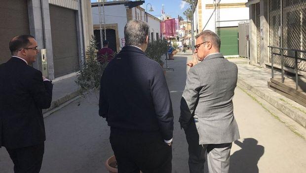 Ο πρόεδρος του ΑΠΟΕΛ ενημέρωσε τη διοίκηση της Μπιλμπάο για το Κυπριακό