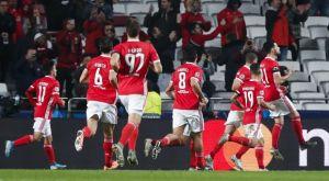 """Σπόρτινγκ – Μπενφίκα 0-2: Αφεντικά οι """"αετοί"""" στη Λισσαβώνα"""