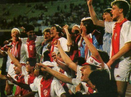 Όταν ο Άγιαξ κατέκτησε το Κύπελλο Κυπελλούχων στην Αθήνα ...