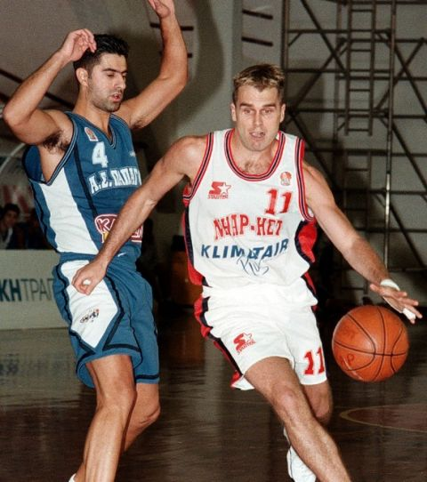 Περασμένα μεγαλεία στο ελληνικό μπάσκετ